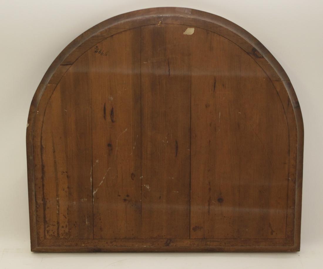 Carved Wooden Eagle Panel - 7