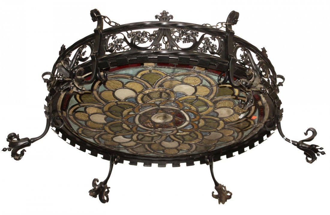 Medieval Style  Chandelier