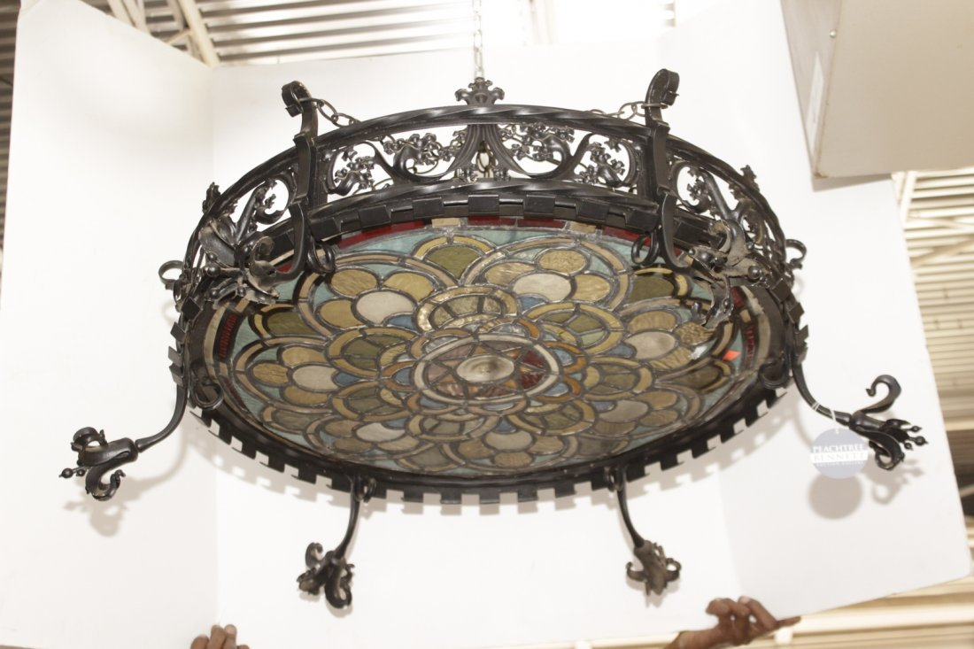 Medieval Style  Chandelier - 2