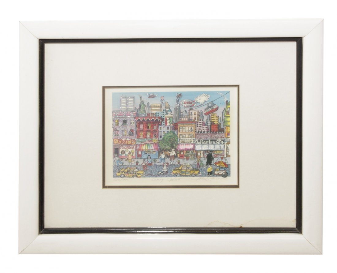 'Going Uptown' Print