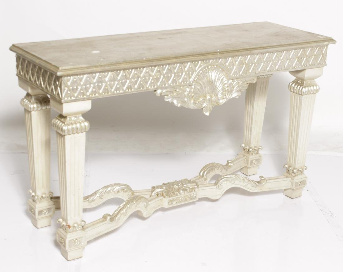 Continental Console Table - 10