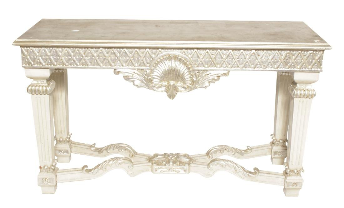 Continental Console Table