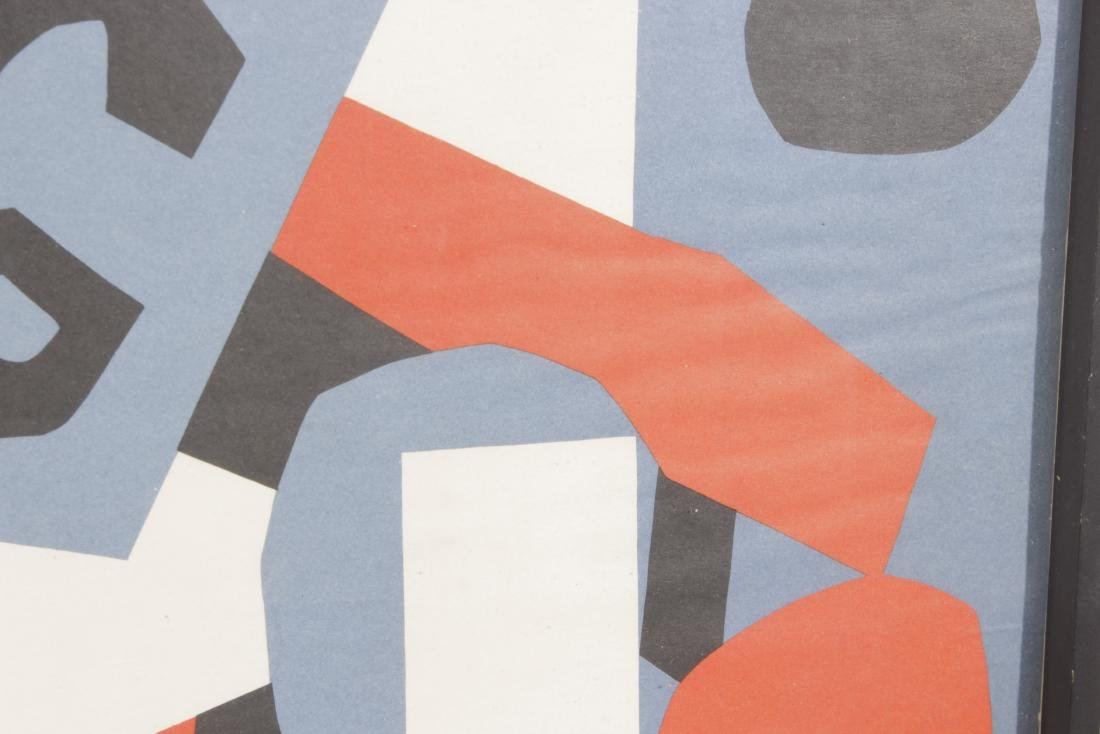 Stuart Davis Reprint - 4