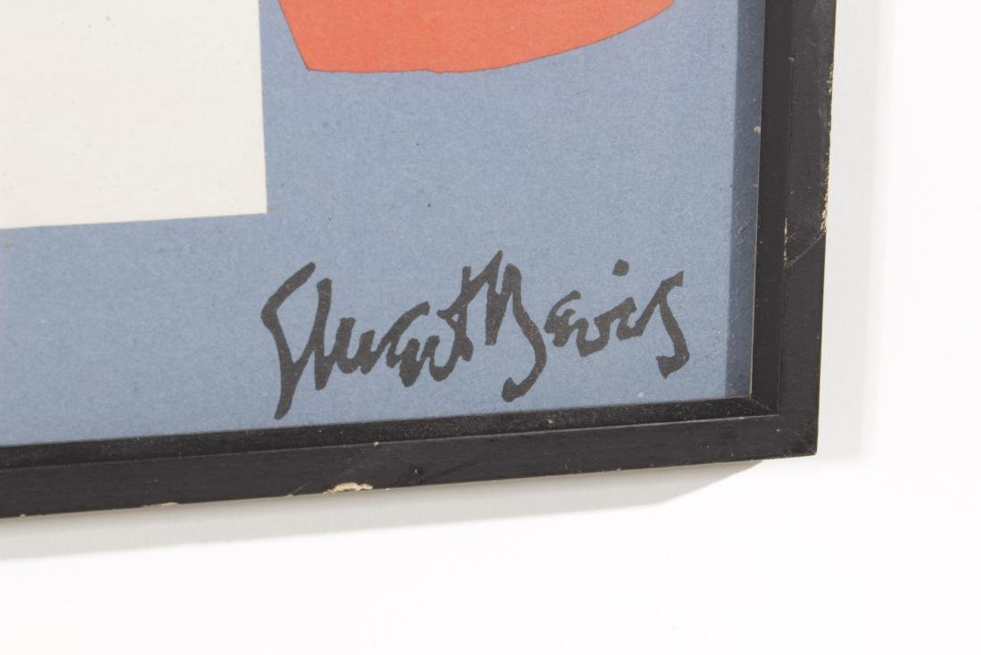 Stuart Davis Reprint - 5