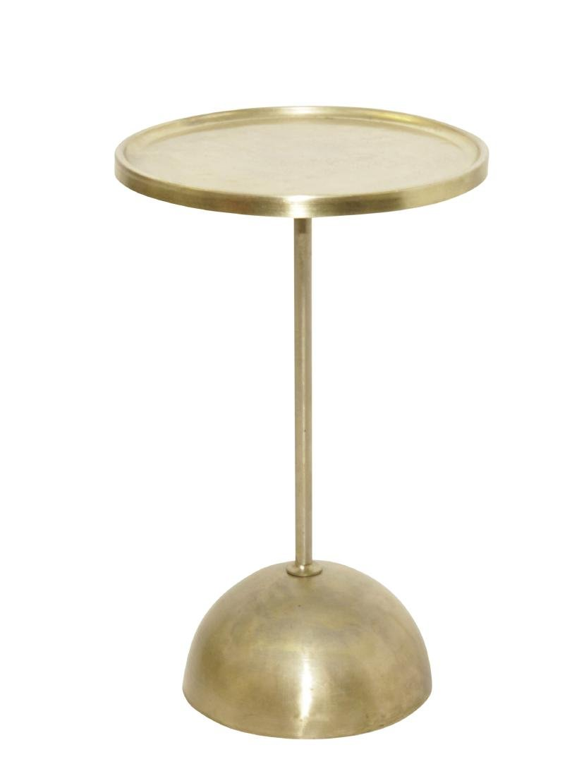 Metal Occasional Table