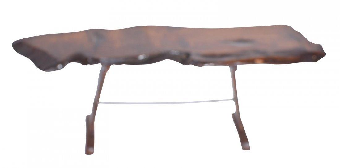 Nakashima Style Bench