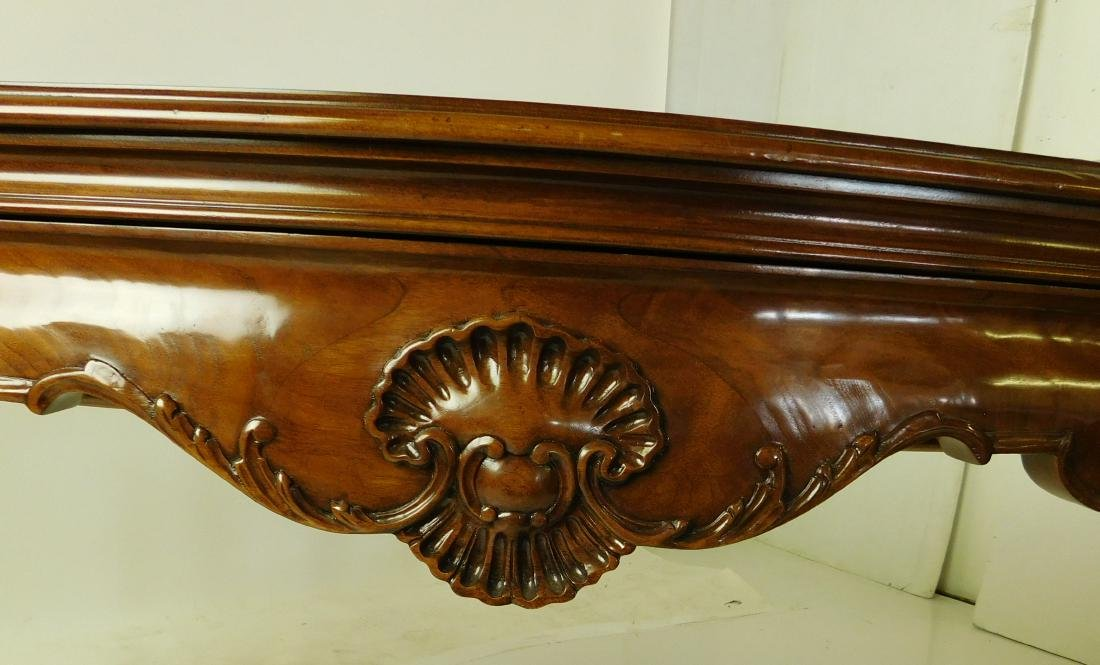 Karges Burlwood 19th Style Console - 2