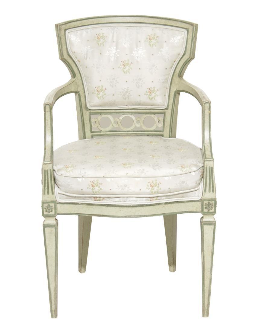 Louis XVI Style Fauteuil
