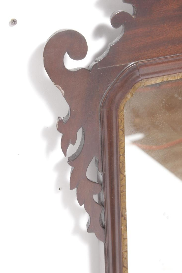 Chippendale Style Mirror - 3