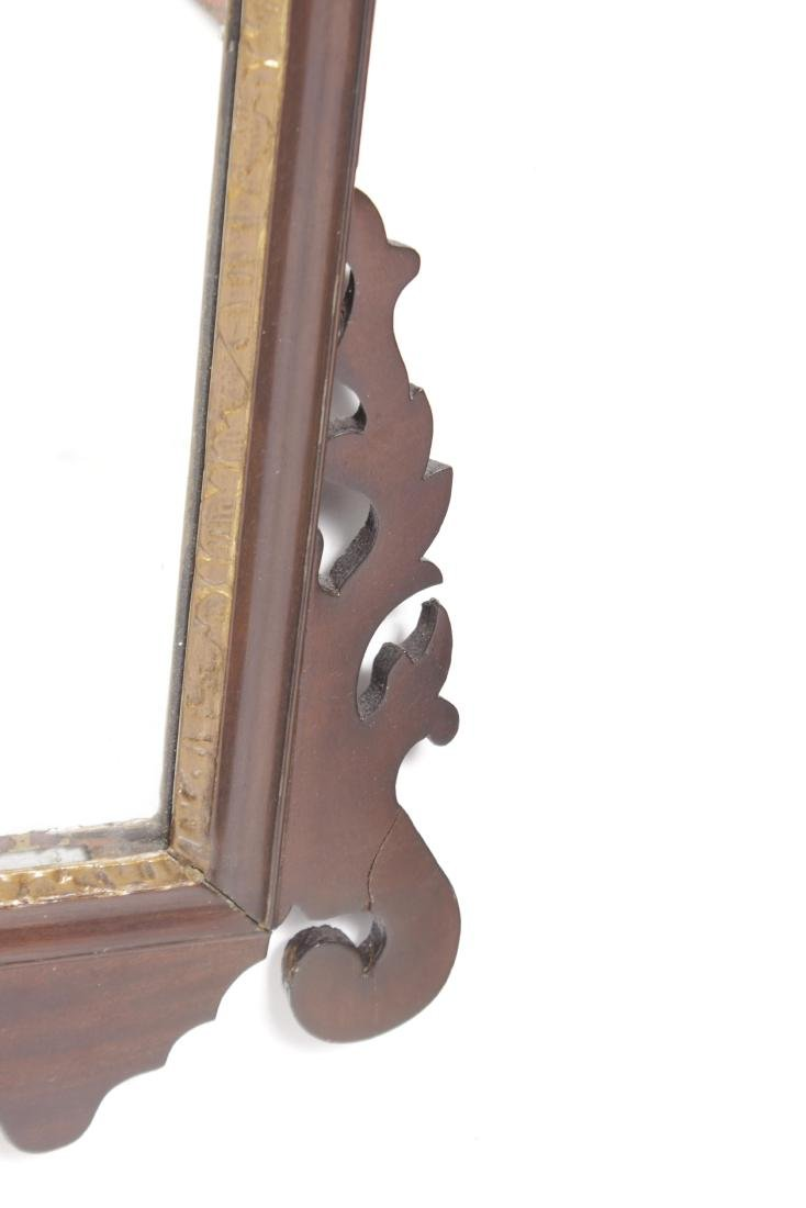 Chippendale Style Mirror - 4