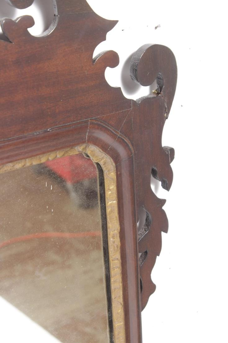 Chippendale Style Mirror - 5