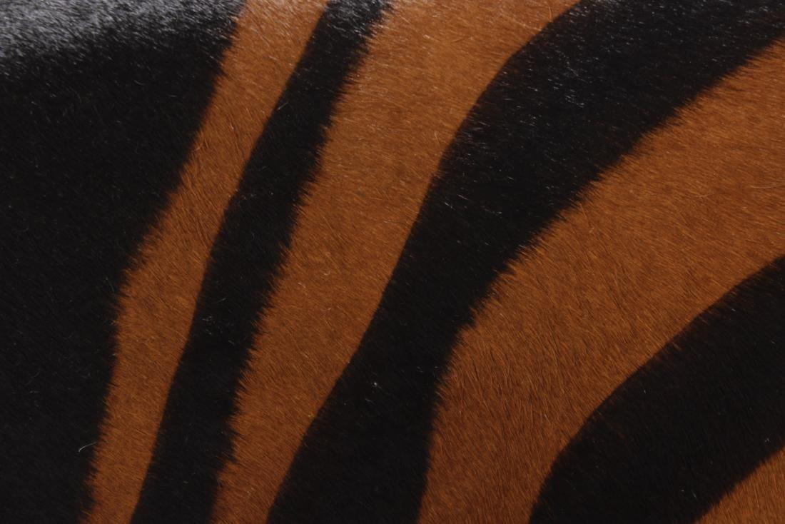 Biomorphic Animal Print Sofa - 3
