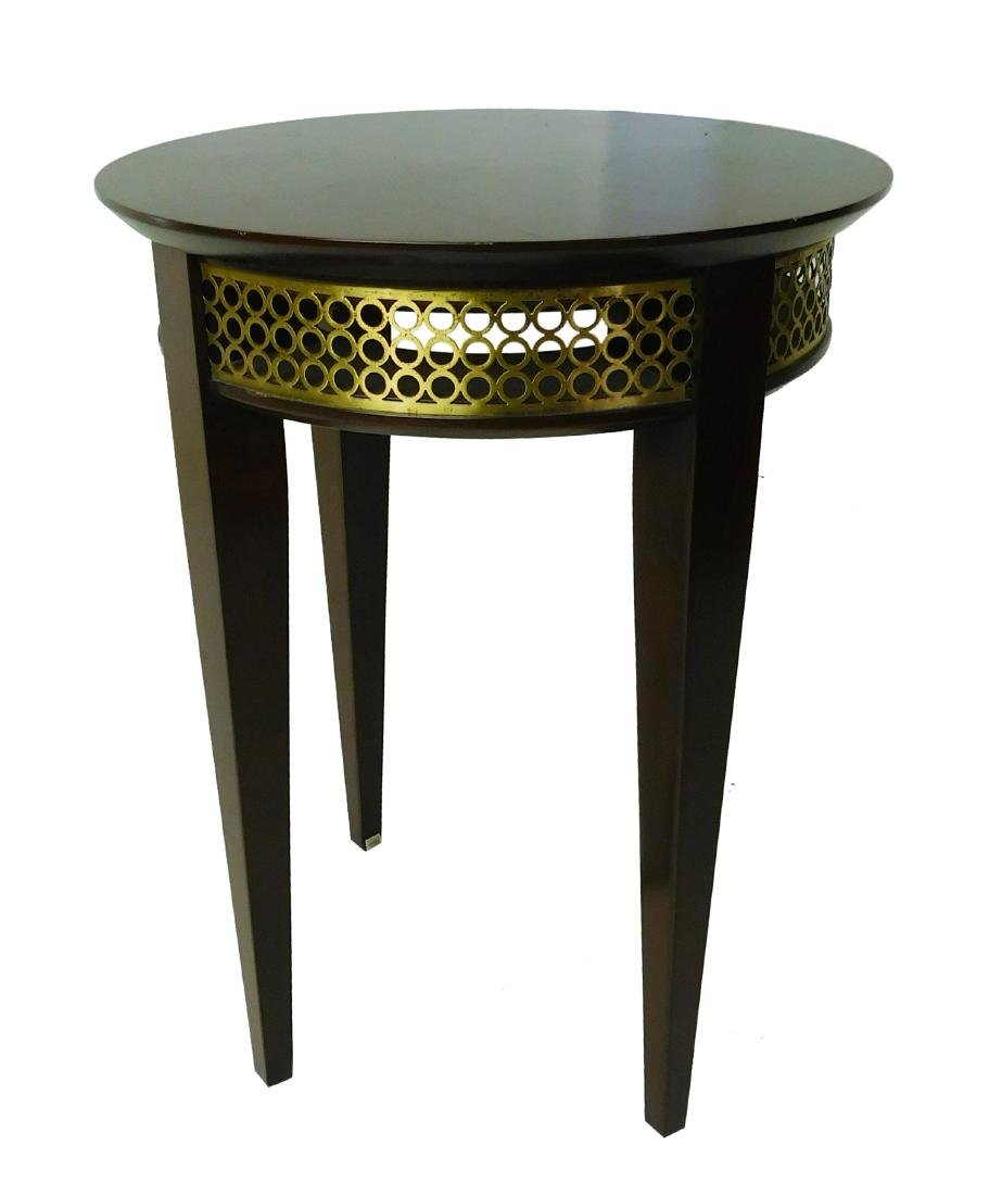 Contemporary Occasional Table