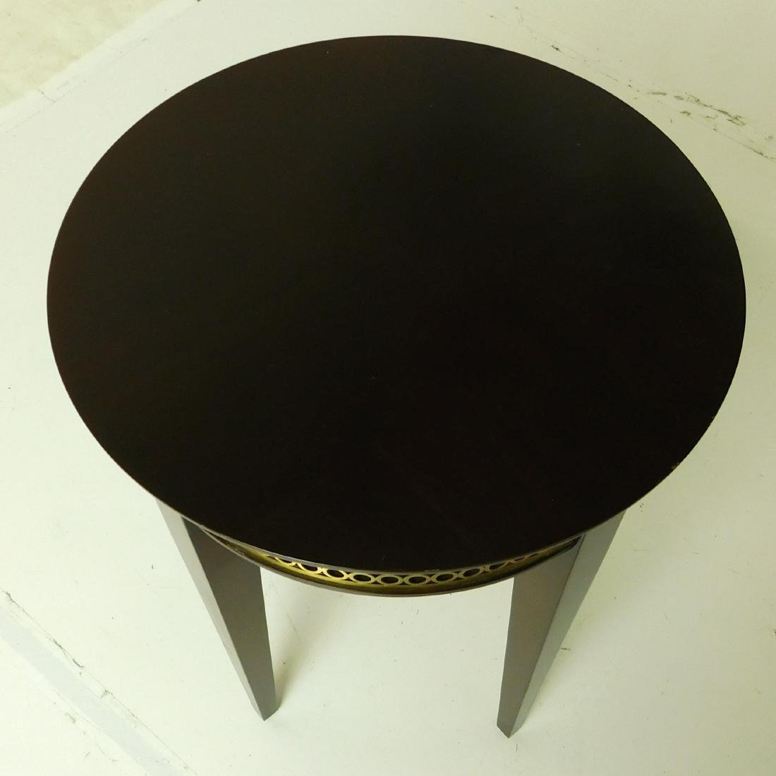 Contemporary Occasional Table - 2