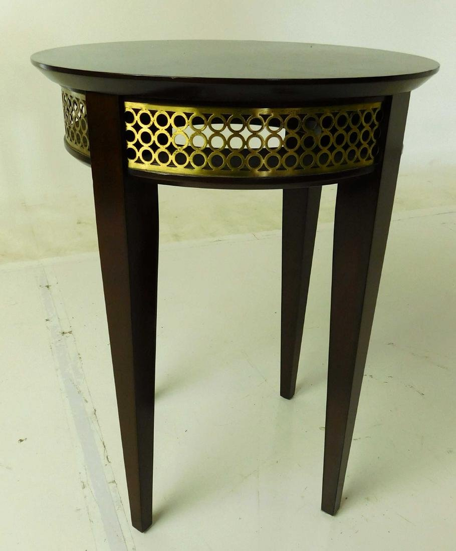 Contemporary Occasional Table - 3
