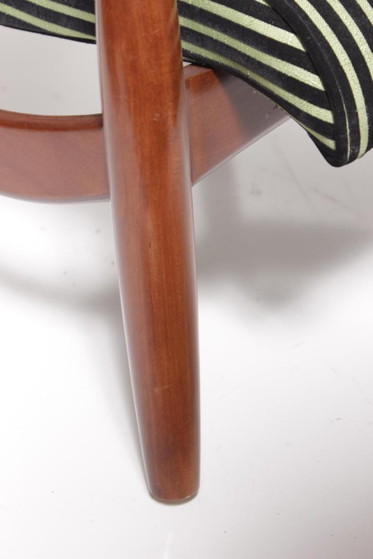 Pair of Italian Modernist Arm Chairs - 5
