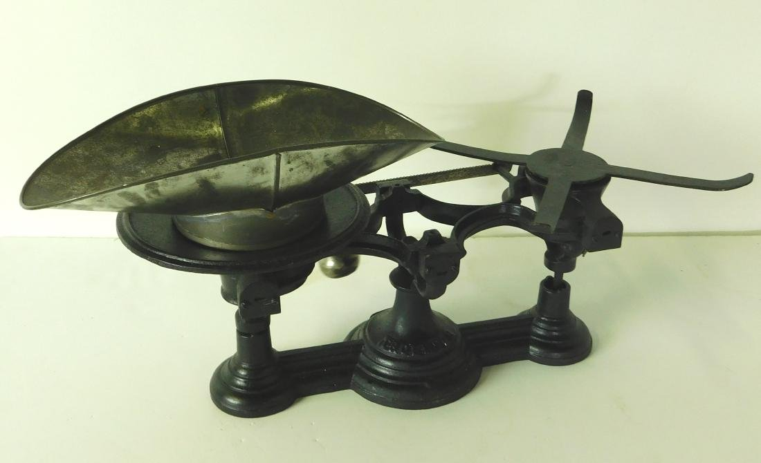 Antique Iron Scale - 6