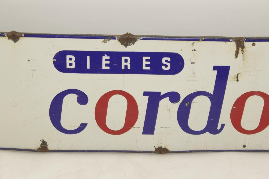 French Beer Trade Sign - 3
