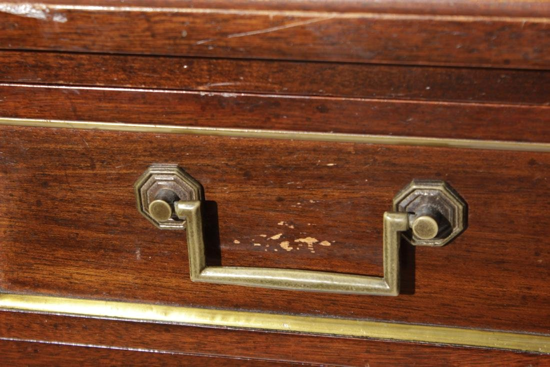 Louis XVI Style Tall Chest - 3