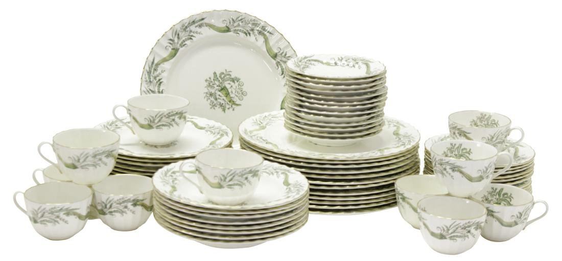 Royal Worcester 'Collingswood' Partial Dinner Set