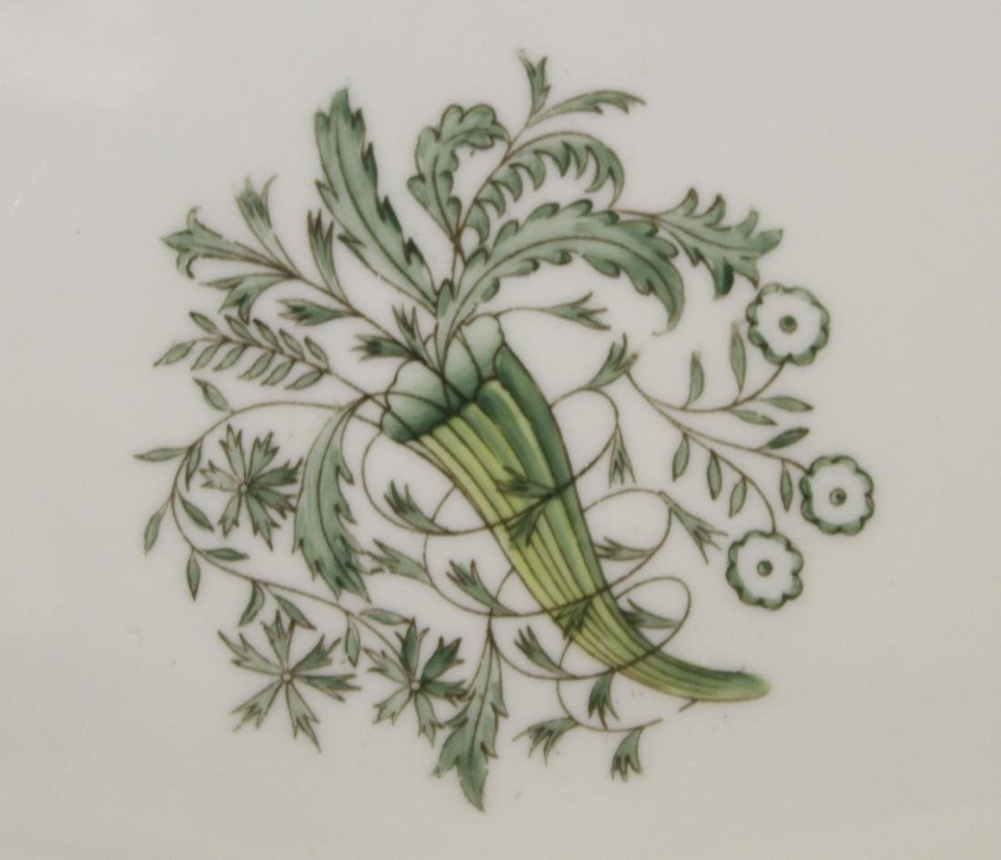 Royal Worcester 'Collingswood' Partial Dinner Set - 2