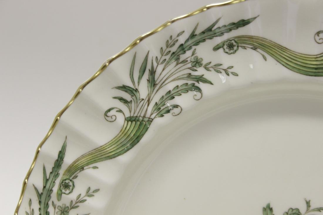 Royal Worcester 'Collingswood' Partial Dinner Set - 3