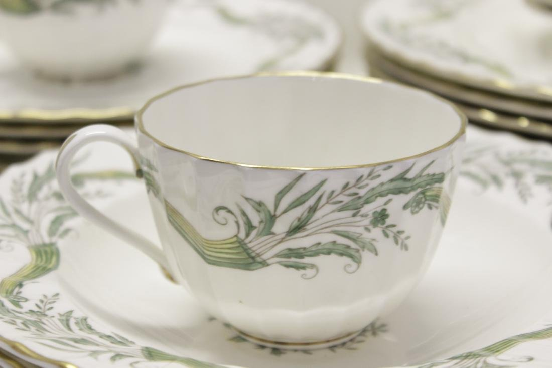 Royal Worcester 'Collingswood' Partial Dinner Set - 4