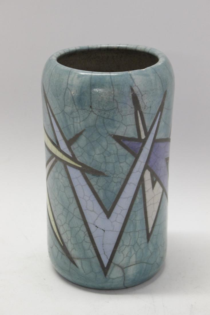 Deco Style Vase - 4