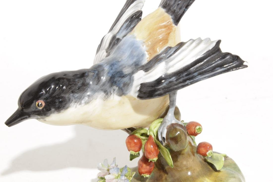 Two Staffordshire Bird Figures - 4
