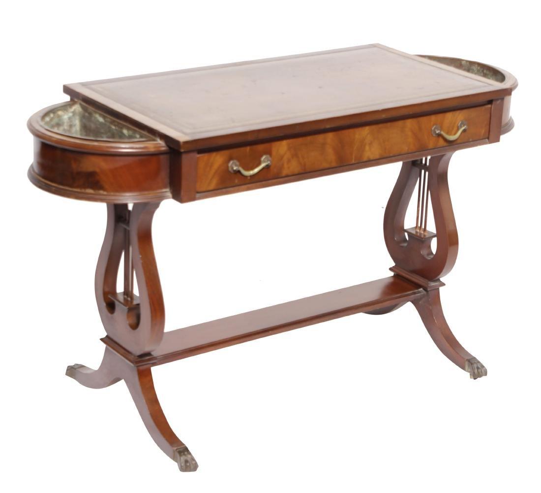 Regency Style Sofa Table
