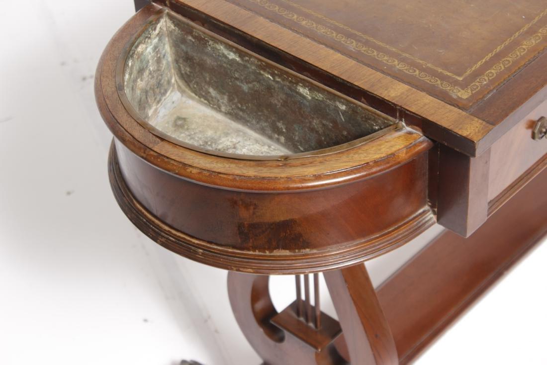 Regency Style Sofa Table - 2