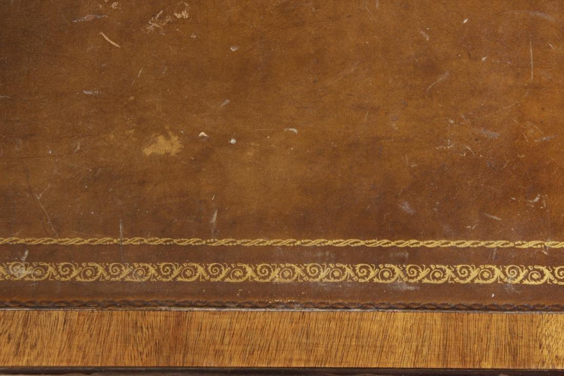 Regency Style Sofa Table - 3