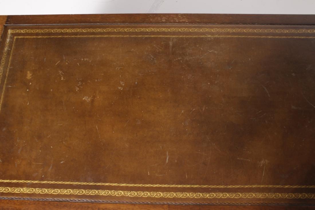 Regency Style Sofa Table - 4