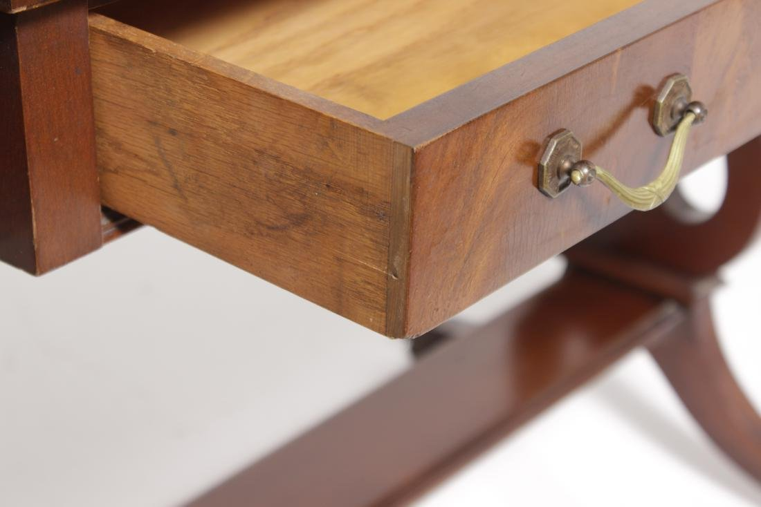 Regency Style Sofa Table - 6