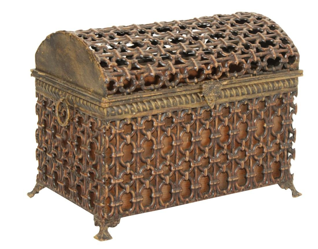 Faux Bamboo Trunk