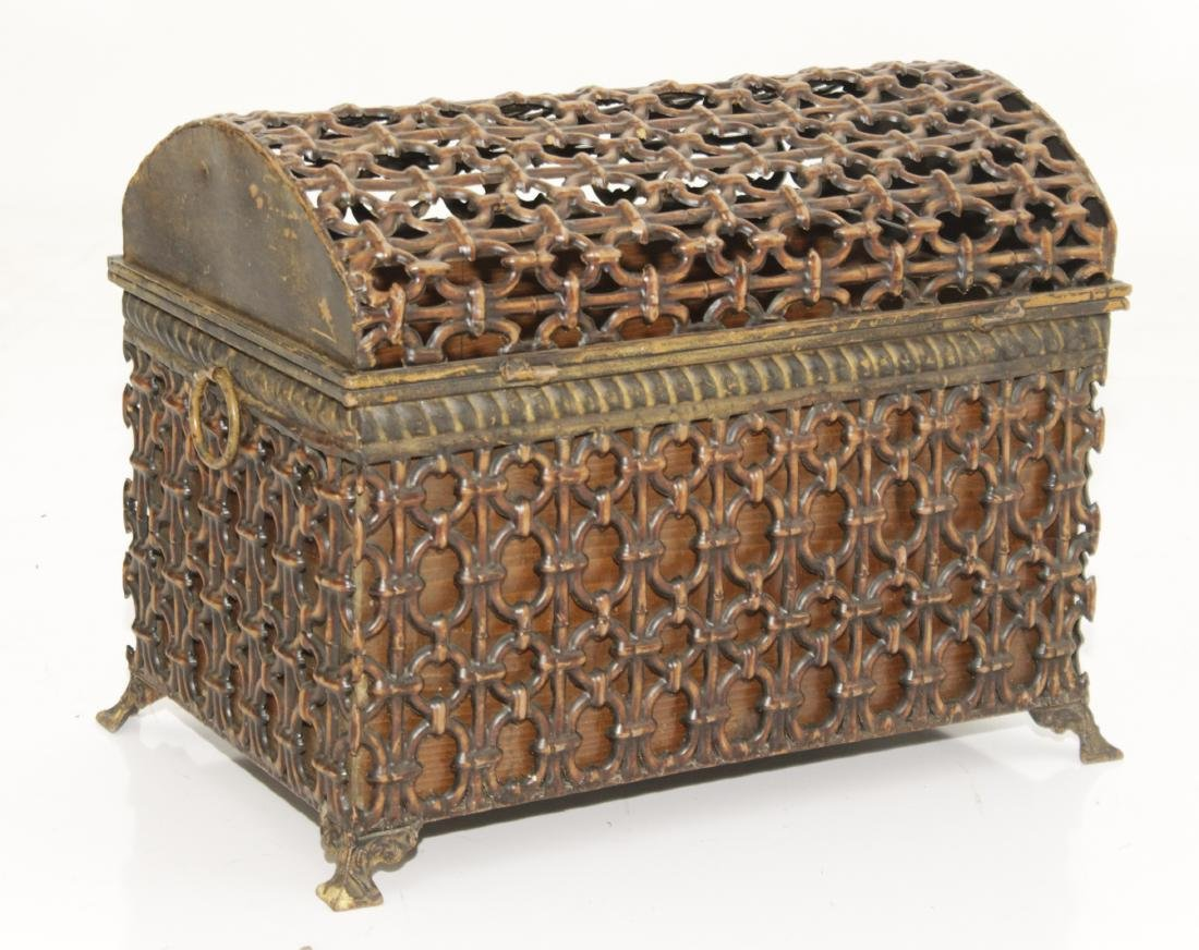 Faux Bamboo Trunk - 6
