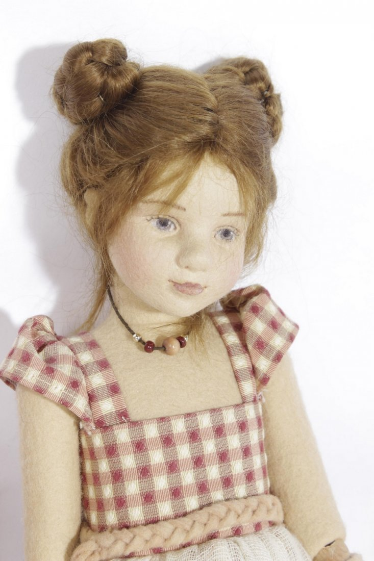 Four Miscellaneous Maggie Tocan Dolls - 4