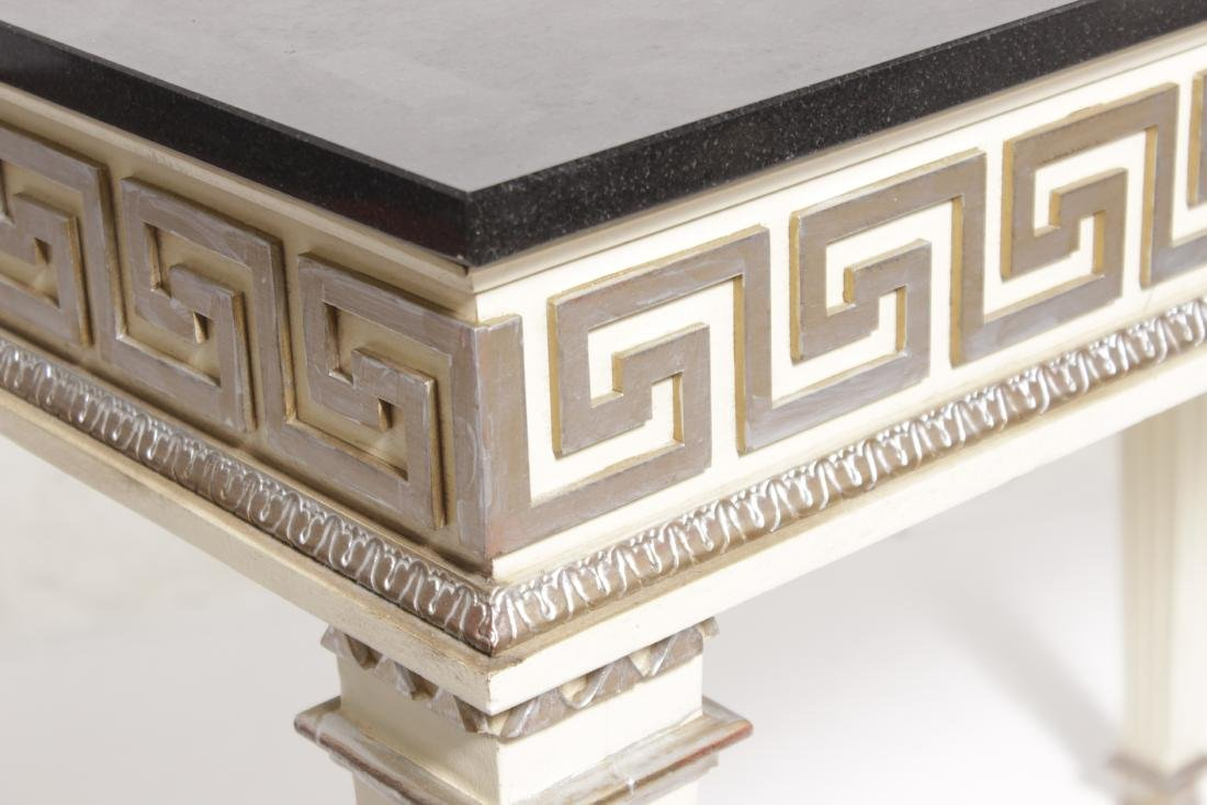 Neoclassical Style Occasional Table - 2