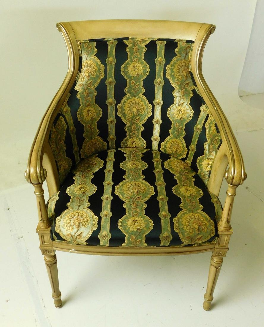 Pair Decorator Armchairs - 2