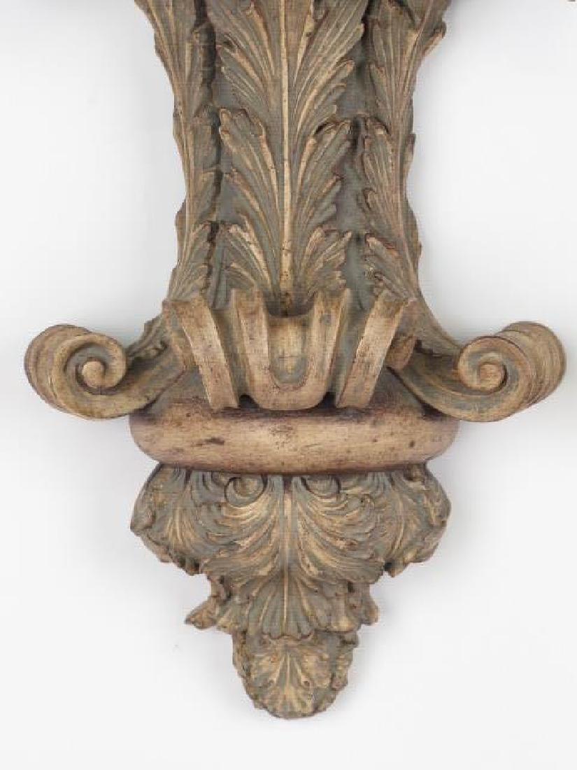 Pair of Contemporary  Wall Brackets - 3