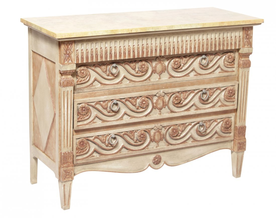 Neoclassical Style Chest