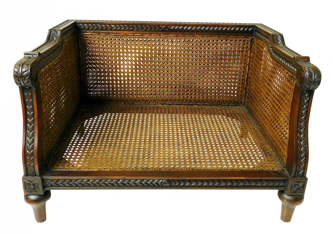 Louis XVI Style Dog Bed