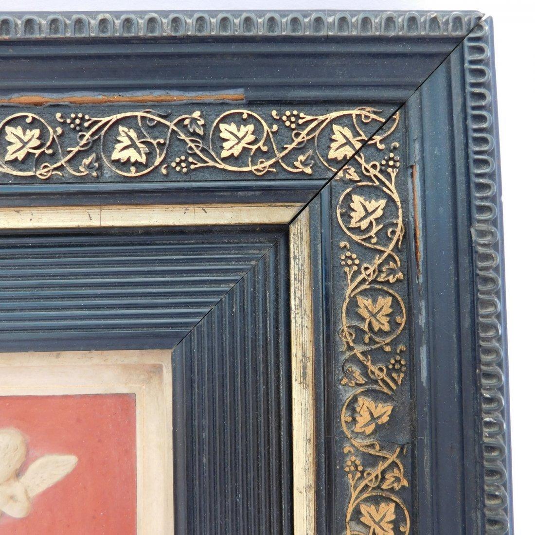 19th C Neoclassical Plaque - 3