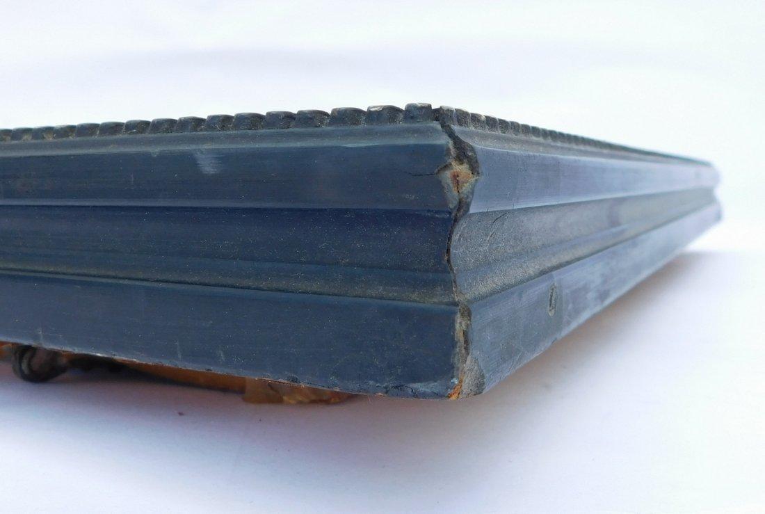 19th C Neoclassical Plaque - 6