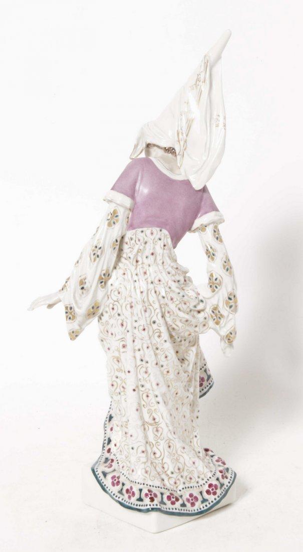 KPM Porcelain Figure of a Woman - 8