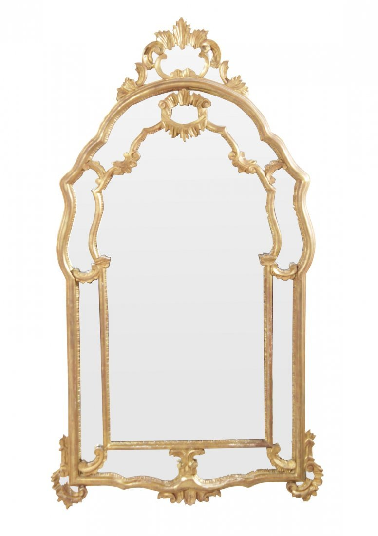 Louis XV Style Gill Wall Mirror