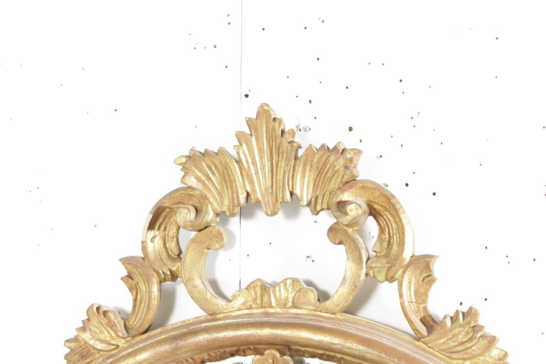 Louis XV Style Gill Wall Mirror - 2