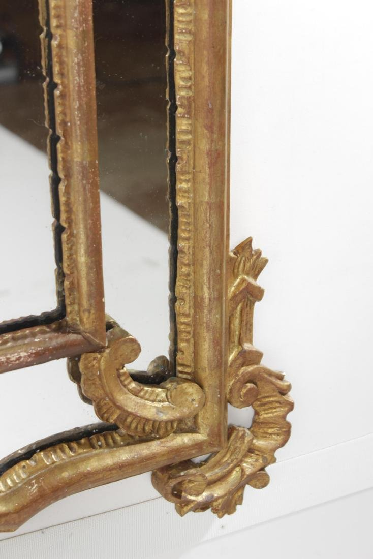 Louis XV Style Gill Wall Mirror - 5