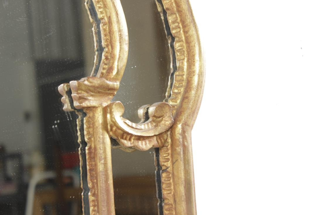 Louis XV Style Gill Wall Mirror - 6
