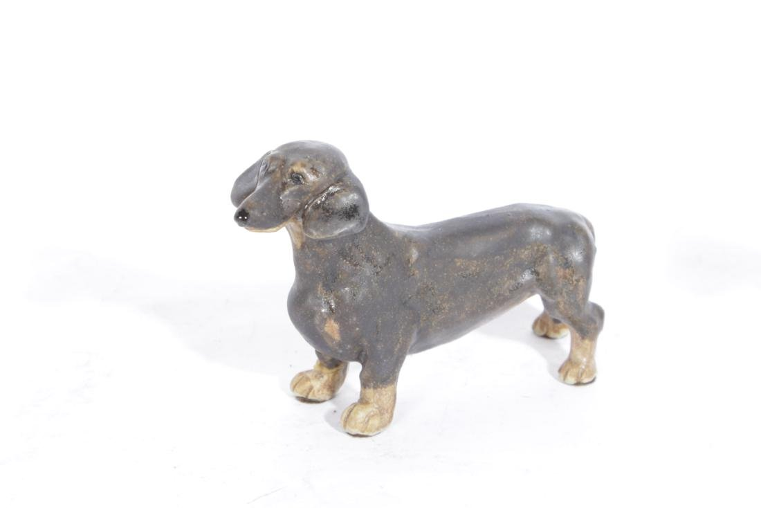 Five Dog Figures - 2